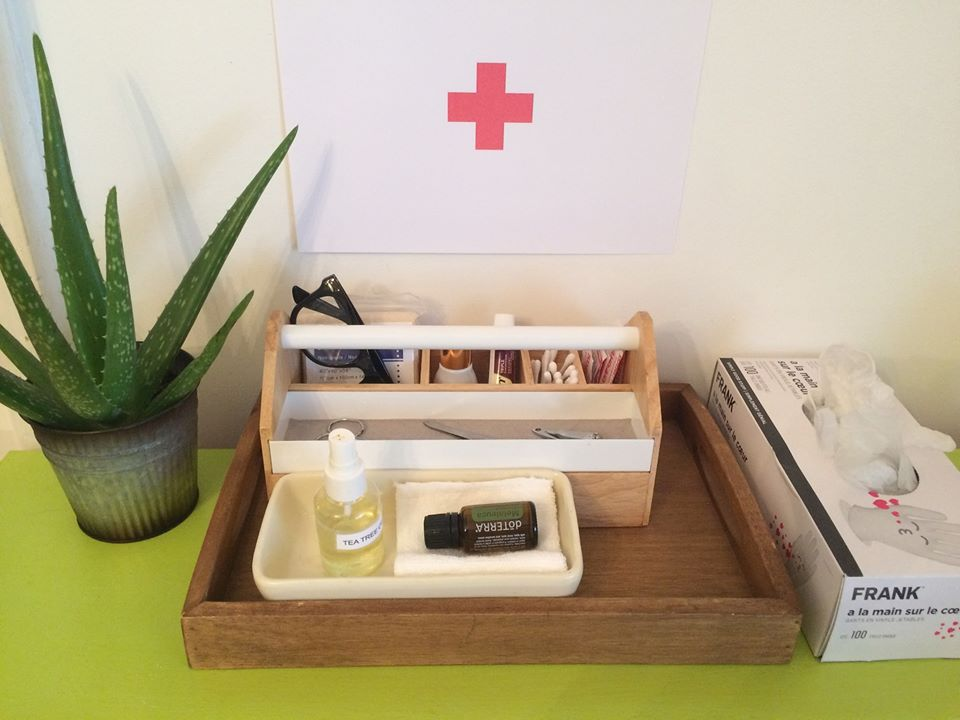 The Elementary Classroom Medical Kit – ECMK